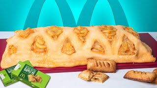 The BIGGEST McDonald's Apple Pie EVER | How To Cake It with Yolanda Gampp