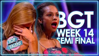 Britain's Got Talent 2020 SEMI FINALS! | WEEK 14 | Top Talent