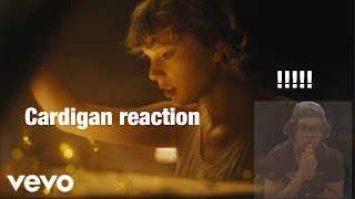 Taylor swift cardigan official music video reaction