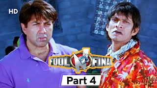 Fool N Final - Superhit Bollywood Comedy Movie - Part 4 - Paresh Rawal, Johnny Lever - Sunny Deol