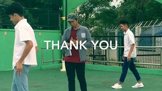 One Wish - Ray J Choreography by Eric, Terrence, Derrick, Melandro, Jerald, Rein | AMerryChristmas