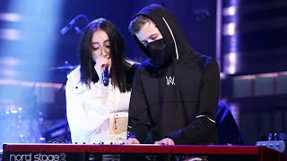 Alan Walker, XXXTENTACION, Noah Cyrus - Again (Lyrics)