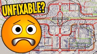 I Returned to Fix Gridlocked Traffic & Regretted it Immediately in Cities Skylines!