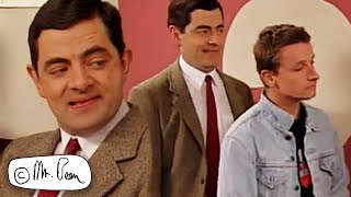 Queue JUMPING The Bean WAY! | Mr Bean Full Episodes | Mr Bean Official
