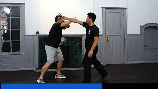 PREVIEW: Leo Au Yeung - Internal Wing Chun - Chinese Kung Fu Knife Defense Seminar