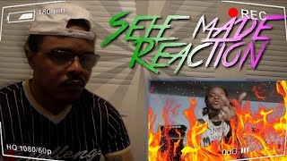 Fivio Foreign - Self Made (Official Video) (Reaction)