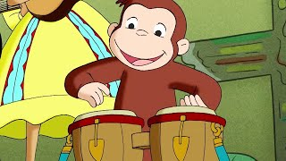 George and Marco Sound It Out 🐵Curious George 🐵Kids Cartoon 🐵Kids Movies 🐵Videos for Kids