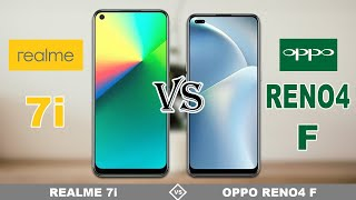 REALME 7i vs OPPO RENO4 F || Full Specs Comparison