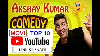 Akshay Kumar Comedy Movis  List With lLink