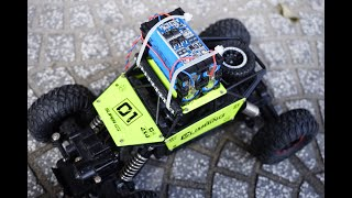 How to Upgrade Cheap RC car battery to Lithium Battery