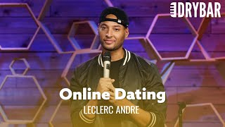 Don't Help Your Mom With Her Online Dating Profile. LeClerc Andre