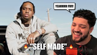 "FIVIO WAS TALKIN CRAZY ON THIS! ""SELF MADE"" REACTION!"