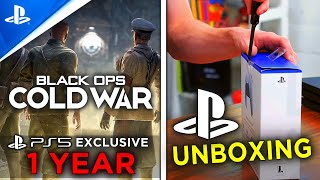 XBOX PRE ORDERS CANCEL, PS5 UNBOXING DualSense - Black Ops 1 Year PS5 Exclusive (PS5 & Xbox News)
