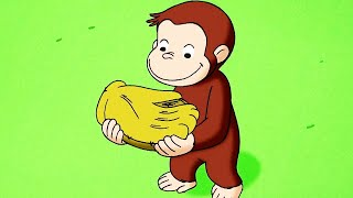 George's Home Run 🐵Curious George 🐵Kids Cartoon 🐵Kids Movies 🐵Videos for Kids