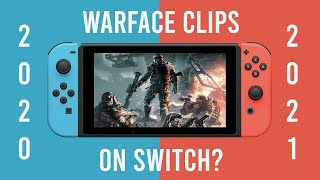 //WARFACE CLIPS ON SWITCH// Lina Isabella
