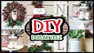 Dollar Tree DIY Christmas decorations 2019