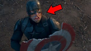 5 Reasons Thanos Managed To Break Captain America's Shield