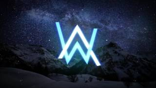 Alan walker - Alone  (Restrung) Bass-Boosted......