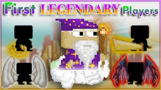 The FIRST LEGENDARY players of Growtopia [GT-History #12]