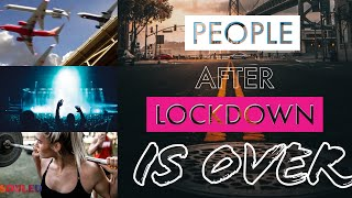 Types Of People After LOCKDOWN Is Over | Funny Compilation Part 1| Quarantine MEMES |