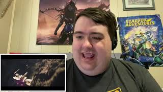 Star Wars squadrons hunted prequel trailer reaction