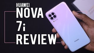 Huawei Nova 7i Detailed  review