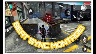 Beat Sync Montage- Free Fire X.gaming-YT