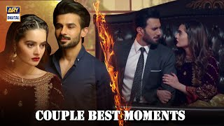 Couple Best Moments - Minal Khan & Emmad Irfani - Jalan - ARY Digital Drama
