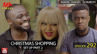 CHRISTMAS SHOPPING (Mark Angel Comedy) (Episode 292)