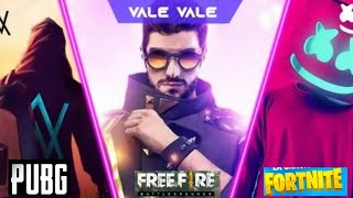 Marshmellow - Alone /DJ Alok - vale vale /Alan Walker - On my way««#pubgvsfreefirevsfortnite⟨#ANUK91