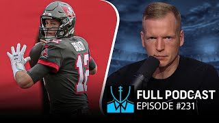 Wild Card Picks: Upset in Seattle & Tom Brady vs Chase Young | Chris Simms Unbuttoned (Ep. 231 FULL)