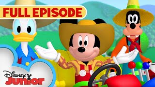Mickey and Donald Have a Farm 🚜 | Full Episode | Mickey Mouse Clubhouse | Disney Junior
