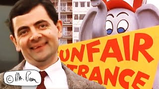 FUNFAIR Bean | Mr Bean Full Episodes | Mr Bean