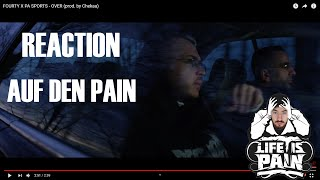 REACTION FOURTY X PA SPORTS - OVER (prod. by Chekaa) I eine emotionale Nummer aus dem Hause LIP
