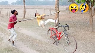 Top new Non stop funny comedy video 2020 must watch new funny comedy video 2020 Bindas comedy