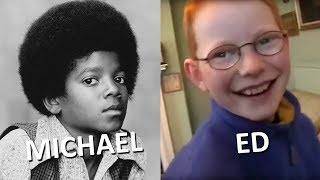 Michael Jackson & Ed Sheeran - You Are Not Alone in Photograph