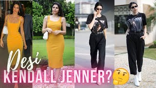 Recreating KENDALL JENNER Outfits! | Outfit Worth 2,00,000 INR??