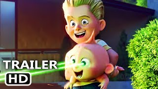 PIXAR POPCORN Trailer (Disney, 2021) New Incredibles, Toy Story, Cars, Dory Short Animation HD