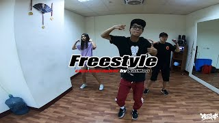 2019.08.03//freestyle//choreographer by BaiMao