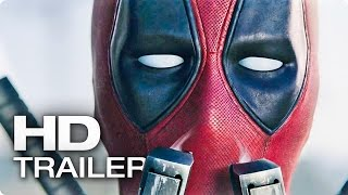 DEADPOOL Trailer (2016) Red Band