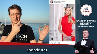 Don't let this former Russian yacht girl fool you! | Vodka Vodcast 073