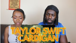 Taylor Swift - cardigan (Official Music Video) - REACTION