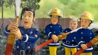 Fireman Sam full episodes HD | Pontypandy Heatwave - Sam stops the fire spreading! 🚒🔥Kids Movies