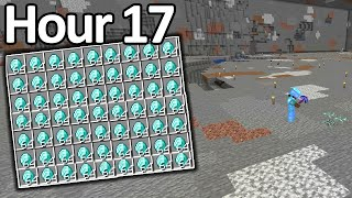 Mining for 24 Hours Straight! Minecrafts Funniest Clips #6