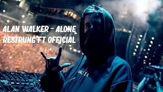 Alan Walker - Alone ( Restrung ft Official )