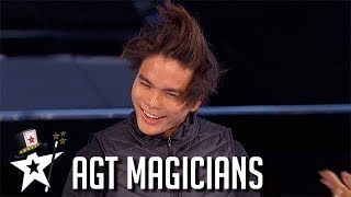 TOP Magicians on America's Got Talent: The Champions 2020 | Got Talent Global
