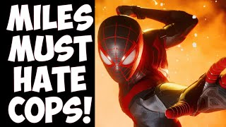 Spider-Man: Miles Morales MUST get political! NPC media SLAMS PlayStation 5 game with bad reviews!