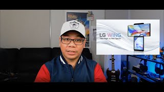 The ACV Tech Show Clip #1: The new LG phone...with Wings!