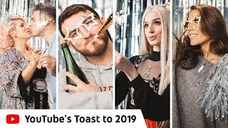 YouTube's Toast to 2019 — Q&A with Zane, Tati, Poppy and Mr. Kate & Joey