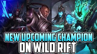 ALLE KOMMENDEN MEISTER AUF DER WILD RIFT 2021 SAISON - LEAGUE OF LEGENDS WILD RIFT SHADOW ISLES UPDATE